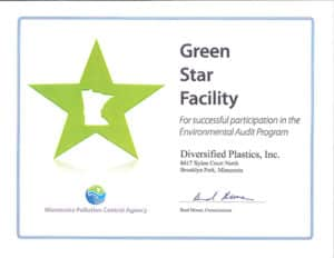 Green Star Facility Certificate