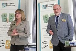 Diversified Plastics leadership academy