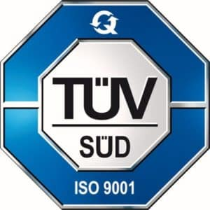 TUV Certification seal